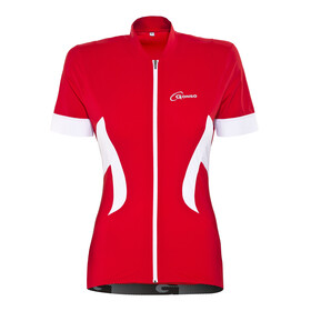 Gonso Febe - Maillot manches courtes Femme - rouge